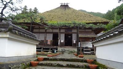 丹波の紅葉巡り(07) 氷上町・・・達身寺の仏像と紅葉。