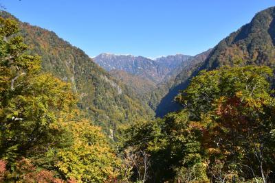新周遊ルート「黒部峡谷パノラマ展望ツアー」に参加(富山)