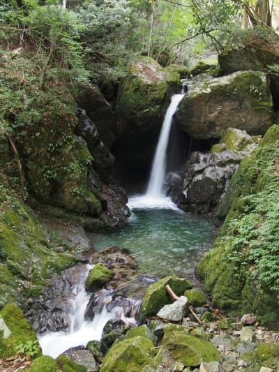 悪友S(♀)がやってきた(2) 滝メグラーが行く201 宍粟市の滝めぐりにご案内