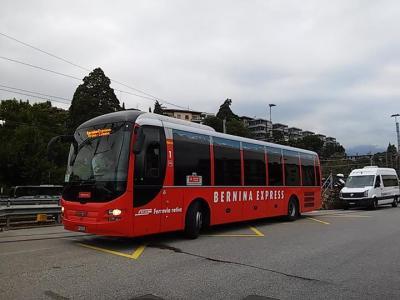 ベルニナ・エクスプレス・バス【スイス情報.com】