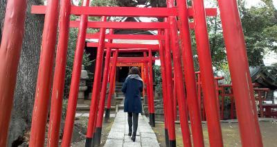 アラ50姉妹 品川で富士登山&お遍路さん!?つばめグリルでランチの旅