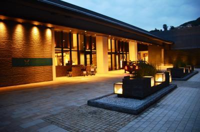 2015年 東急ハーヴェスト熱海伊豆山&VIALA デラックス 露天風呂付き和洋室にStay