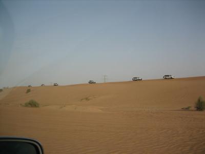 [EK](アーカイブ) ドバイの砂漠ツアー
