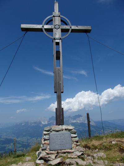 オーストリアのチロル&エーアヴァルト、ドイツのバイエルンの旅 【21】 キッツビューラーホルンからハイキングは続く(^^♪