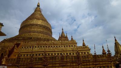 イラワジ河の船旅とミャンマー周遊1 ヤンゴンからバガンへ