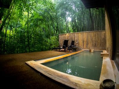 九州旅行 1日目 後半 白川温泉「竹ふえ」に宿泊  その2
