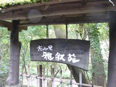 クルーズトレイン「ななつ星」で紅葉の九州を縦断:忘れの里 雅叙苑