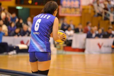 Vプレミアリーグ(女子)深谷大会2015