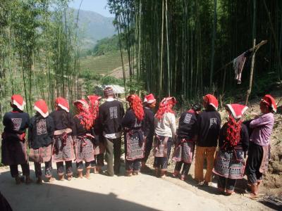 ベトナム北部の少数民族の村巡り(2) サパ、ラオカイ、ハノイ