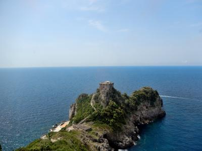 イタリア あっちも! こっちも! と欲張りなたび その37 アマルフィ海岸1