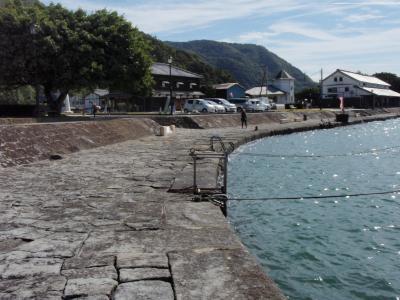明治期の港町の古を感じる「三角西港」世界遺産ウォーク
