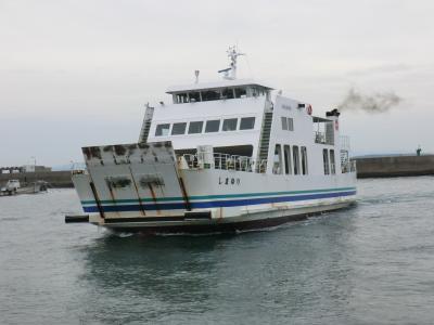 太平洋海旅紀行・その3.知多半島沖合に浮かぶ離島‥篠島へ。