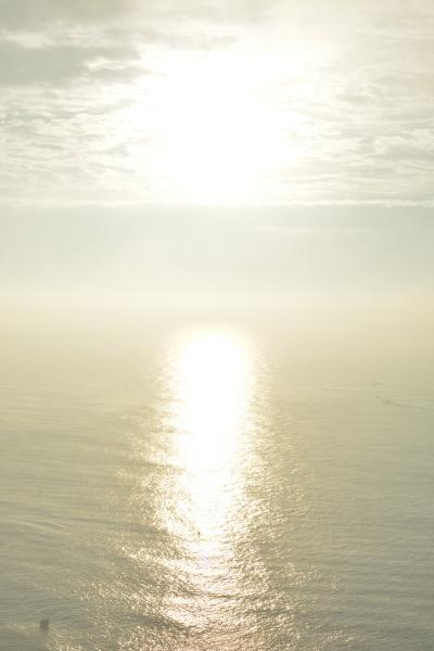 朝日を拝んだあとは、エアーパークへGO