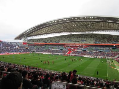 2015年10月31日:埼玉スタジアム2002(ナビスコ杯決勝)