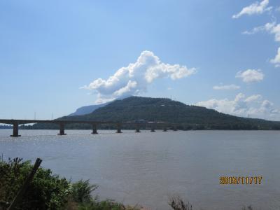 タイ・ウボン&ラオス・パクセの旅