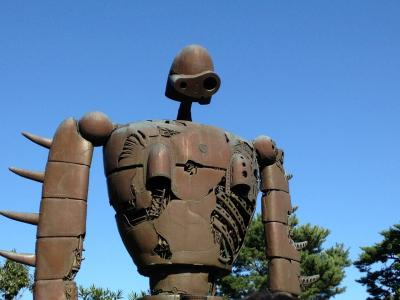 東京ぶらり散歩 ~風の街  三鷹へ 「ジブリ美術館」と「ことりカフェ」と「山本有三記念館」~