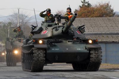 通称 戦車祭 陸上自衛隊 今津駐屯地 創立63周年記念行事