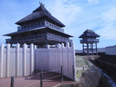 吉野ヶ里遺跡を見に行ってみました