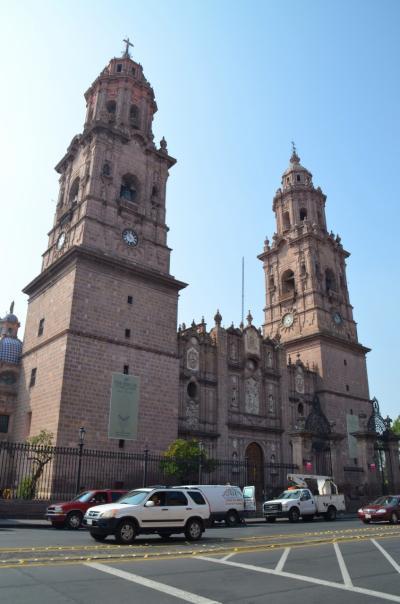 メキシコの世界遺産No.5:メキシコ最古のコロニアル都市で独立の英雄を生んだ街モレーリア