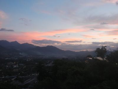 またも東南アジアへ ルアンプラバンからウドムサイ編 2015・08・24~25