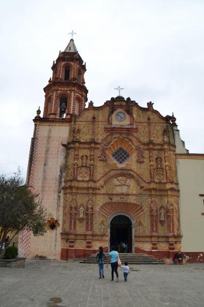 メキシコの世界遺産No.6 : ケレタロ州シエラ・ゴルダのフランシスコ会伝道施設群