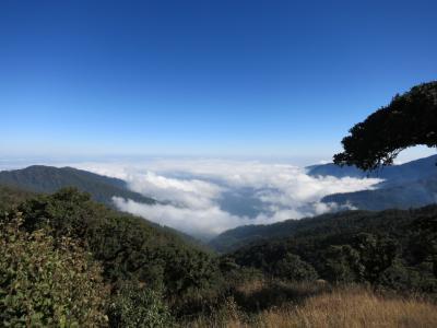 ミャンマー 9年ぶりの再訪(1) チン州