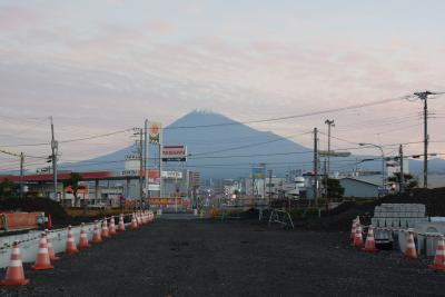 散歩 2015.11.21 =富士山が見えました=