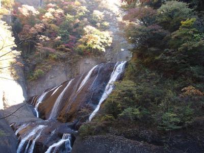 2015年11月、袋田の滝(後編)
