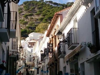 はじめてのスペイン・ポルトガル(5日目②-ミハス)