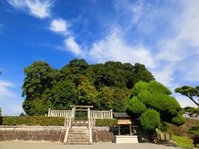 奈良旅行四日目:天武・持統天皇陵