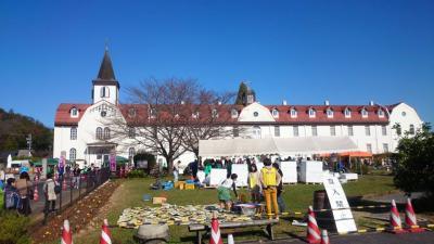 多治見修道院ワインフェスタ