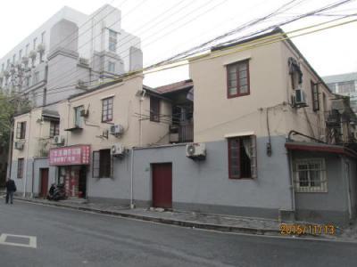 上海日本租界の塘沽路・歴史建築