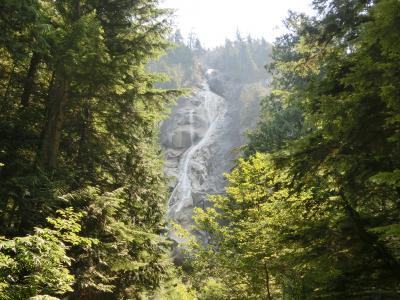 2015夏 北米西海岸10:ウィスラーからシアトルへ アリス湖とシャノン滝