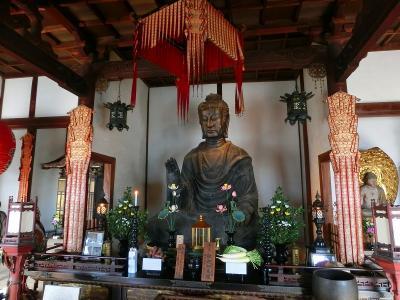 奈良旅行四日目:飛鳥寺