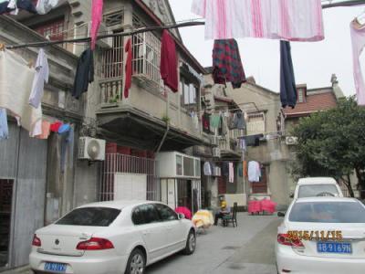 上海日本租界の舟山路・歴史建築