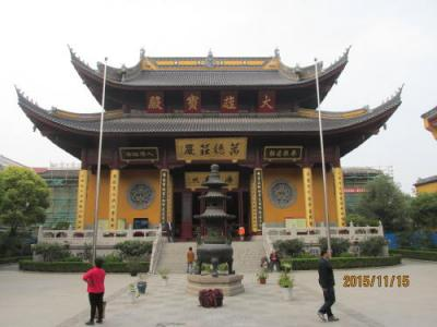 上海の下海廟・提籃橋・歴史建築