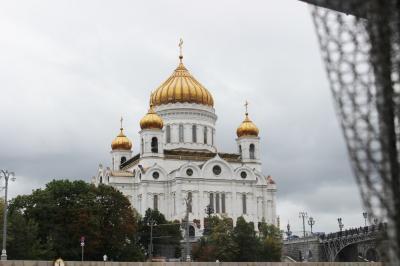 モスクワ川川下り