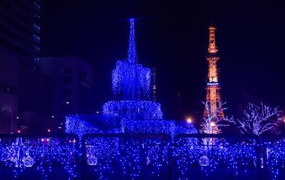 冬の札幌♪母娘でグルメ旅