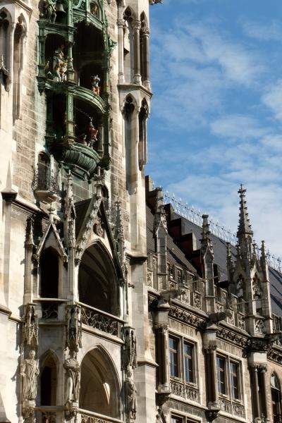 母娘水入らずヨーロッパ周遊第7弾!:13日目 ドイツ/市庁舎で有名なミュンヘン
