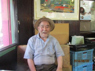 「サウダーデ」モラエスが住んだ町(52)大阪の知人を訪ね帰京する。