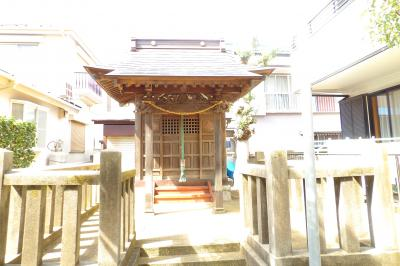 浅間神社(大磯宿)
