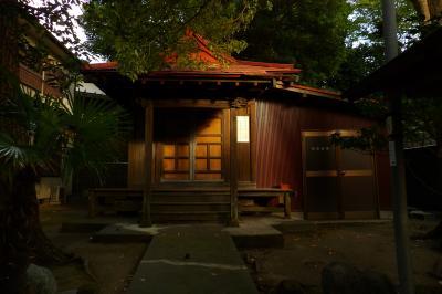 白山神社(大磯宿)