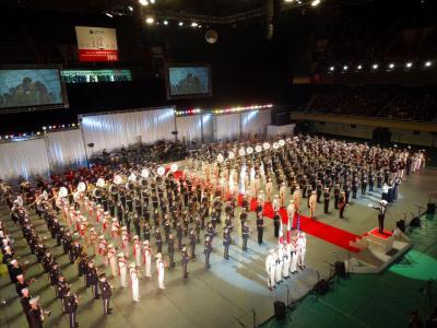 自衛隊音楽まつり 日本武道館