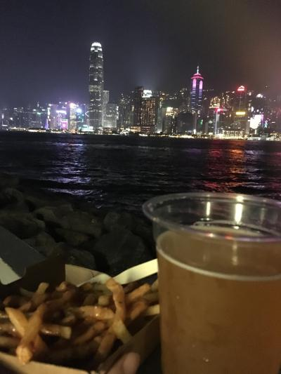 香港へ一泊二日