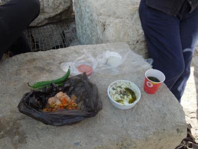 砂漠の国ヨルダン。9、遺跡の町ジェラシュ
