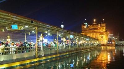 Love love India② 初めてのインド列車でAmritsarへ