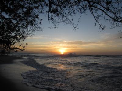 タマリンドの青い空 燃えるような夕陽  《コスタリカ》タマリンド&《アメリカ》サンフランシスコ②