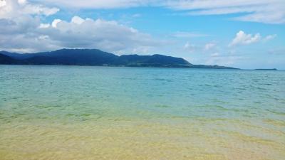 3歳、6歳の娘を連れて3人で石垣島に父子旅行