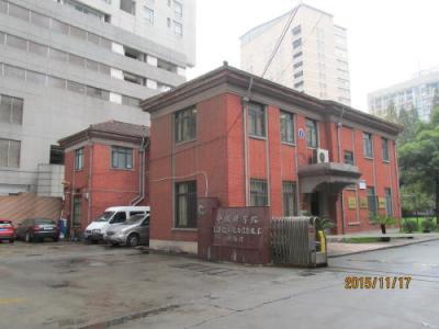 上海西部越界築地域の長寧路・歴史建築