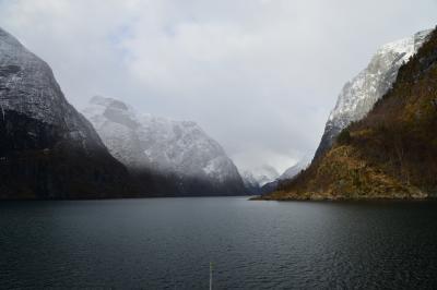 初めての北欧 その3 オスロからフィヨルドへ